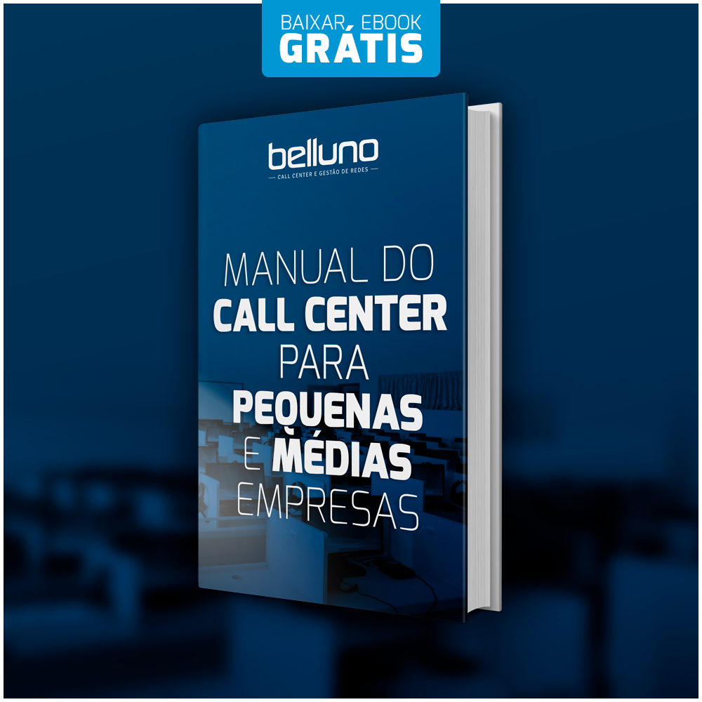 Manual Call Center para pequenas e médias empresas