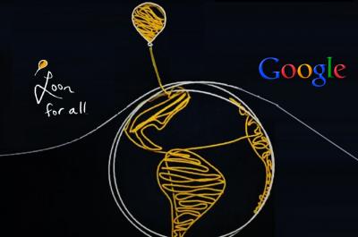 'Balões de internet' do Google sobrevoam o Brasil