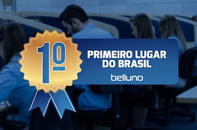 Belluno é a empresa de call center mais usada por provedores de internet no Brasil