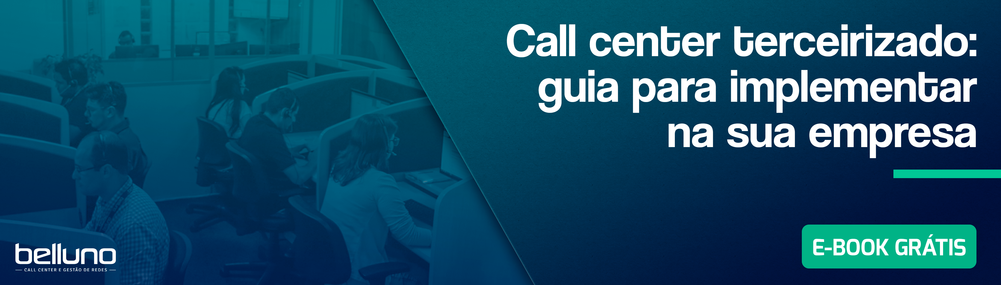 Call center terceirizado para provedor