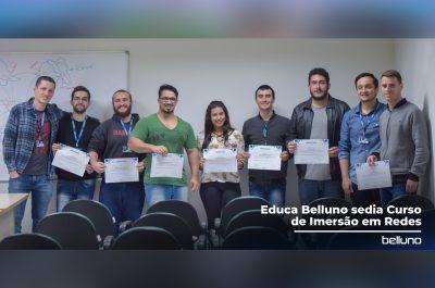 Educa Belluno sedia Curso de Imersão em Redes
