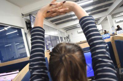 Como fugir do sedentarismo e ter uma alimentação saudável na rotina de trabalho