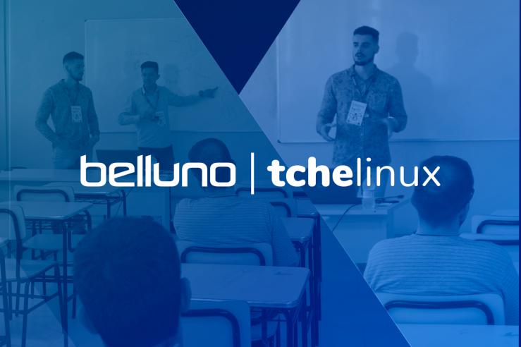Belluno participa do seminário Tchelinux – Bagé